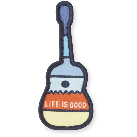 Life Is Good® Color Block Guitar Patch