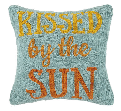 Kissed By The Sun Pillow