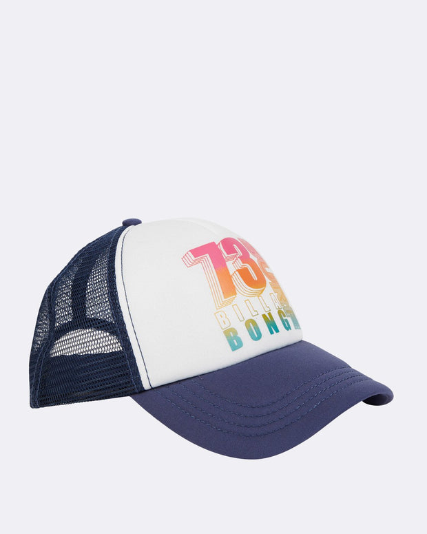 Billabong®  Across Waves Hat (Deja Blue)