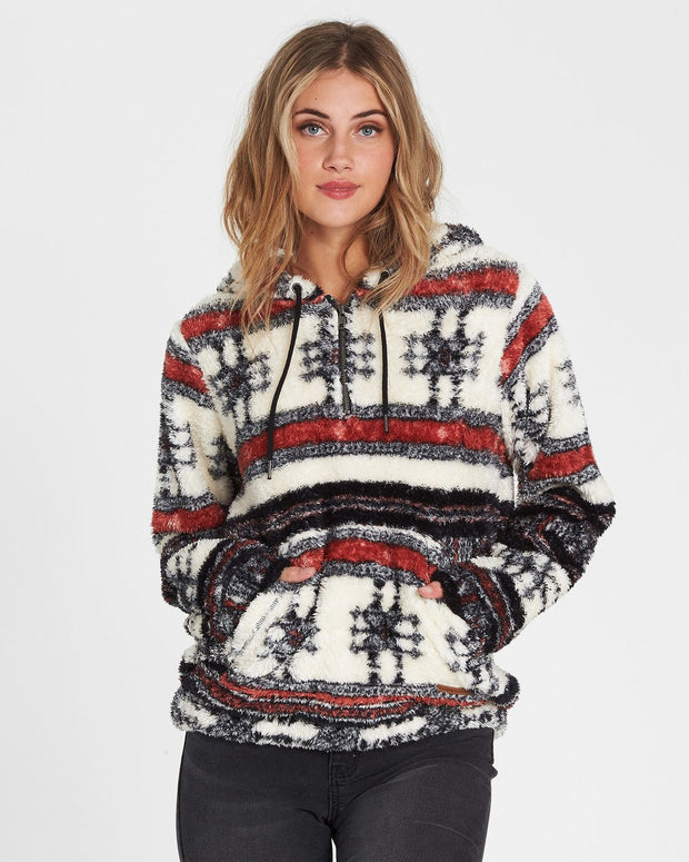 Billabong® Cozy For Keeps Fleece Hoodie