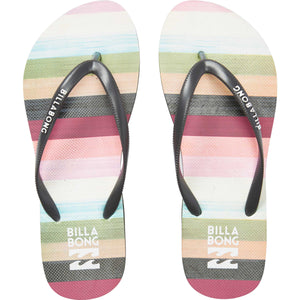 Billabong® Dama Flip Flop (Crimson)
