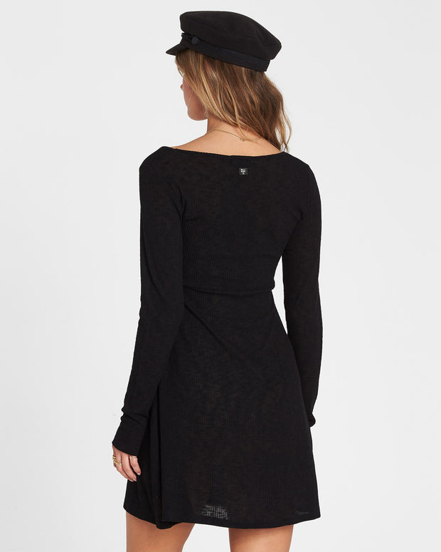 Billabong® Walk On Sweater Dress