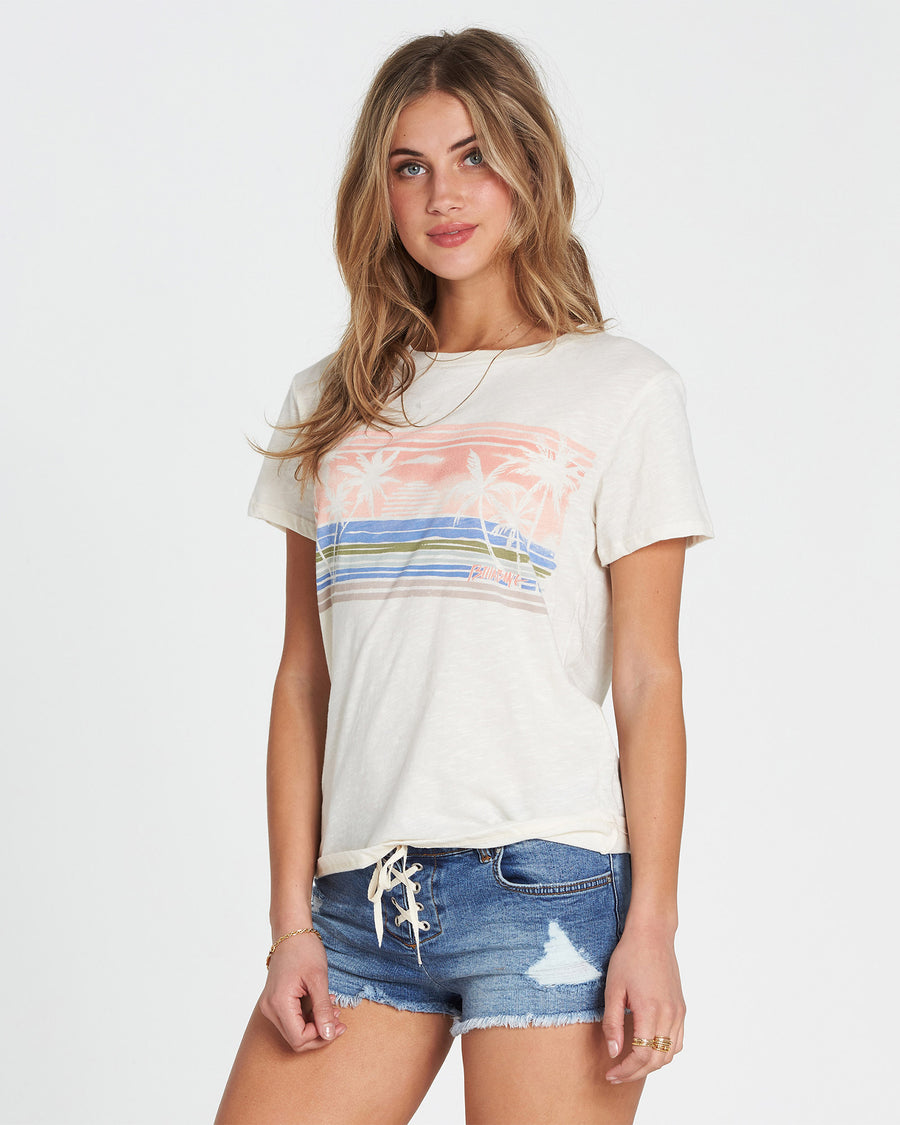 Billabong® Watercolor Ocean Tee