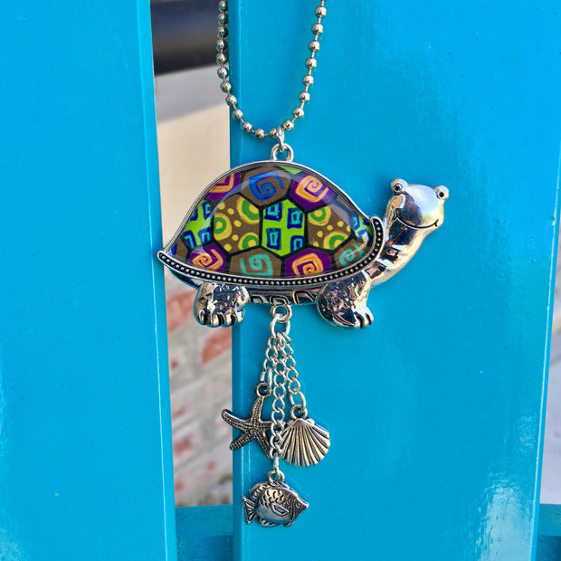 Happy Turtle Anywhere Charm