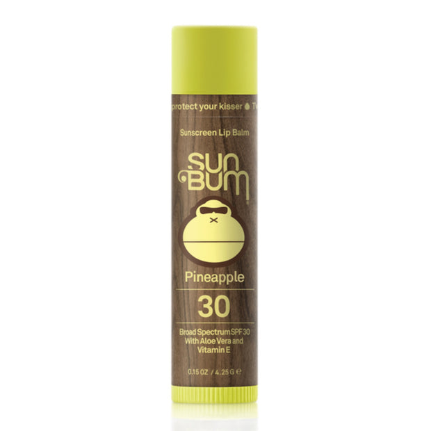Sun Bum® SPF 30 Pineapple Lip Balm
