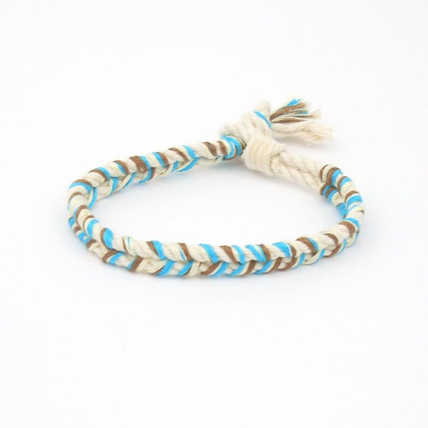 jayciMay Cool Sand Braided Bracelet