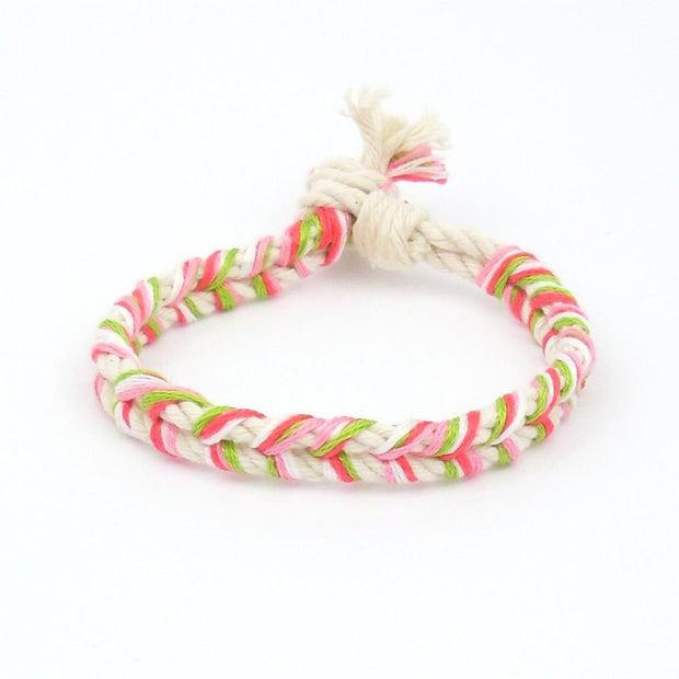 jayciMay Passion Fruit Braided Bracelet