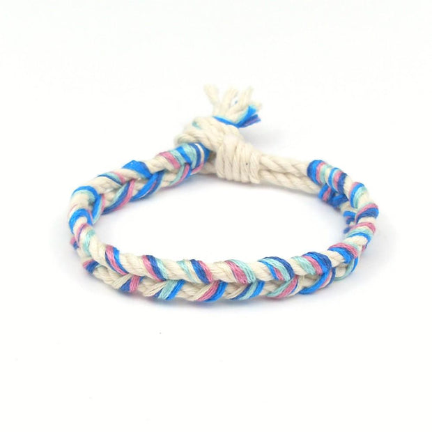 jayciMay Tropical Breeze Braided Bracelet