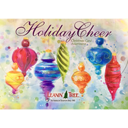 Leanin' Tree Holiday Cheer 20 Christmas Cards Assortment