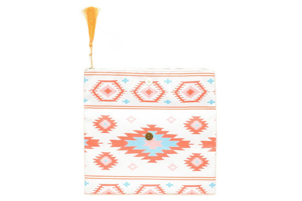 Pura Vida Southwest Clutch