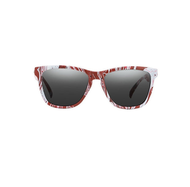 Nectar® Red Radioactive Sunglasses