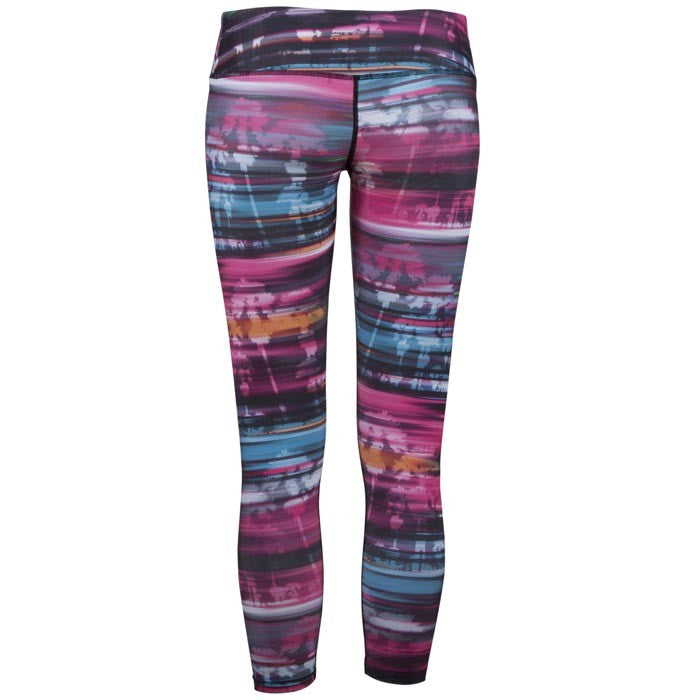 Salt Life Paradise Dreams Performance Leggings (Black)