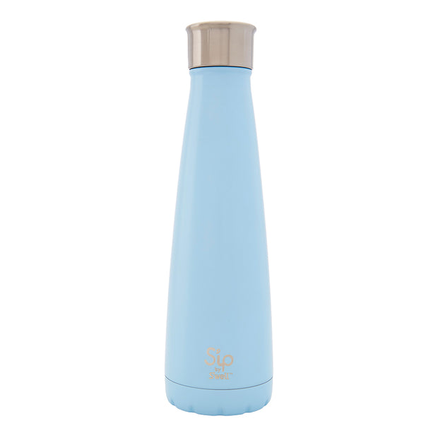S'ip by S'well® Cotton Candy Blue Stainless Steel Water Bottle