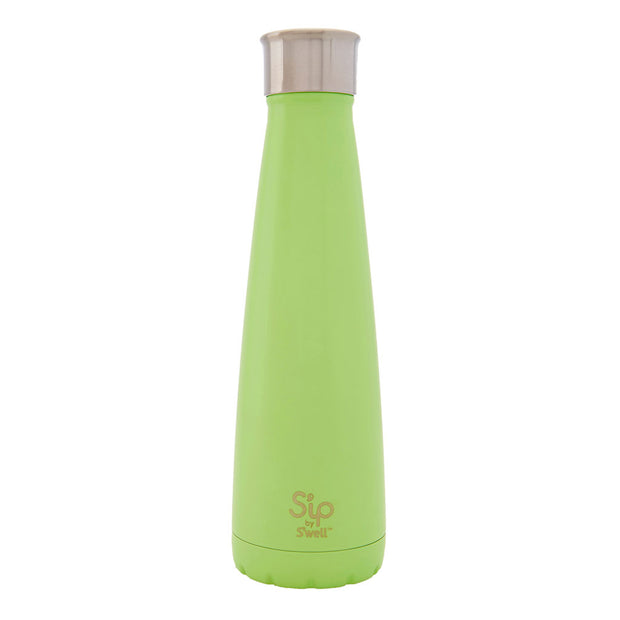 S'ip by S'well® Spearmint Green Stainless Steel Water Bottle