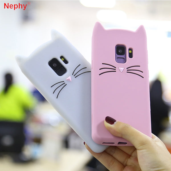 Cat Phone Case For Samsung Galaxy