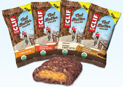 Nut Butter filled Clif Bar