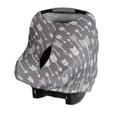 Baby Cover - Arrows - Baby Leaf Car Seat Covers Best Nursing Cover for New Moms