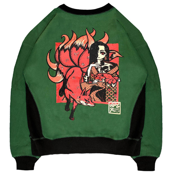 Kumiho Sweater Green