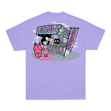 Ice Cream T-Shirt Taro