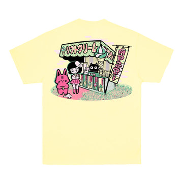 Ice Cream T-Shirt French Vanilla