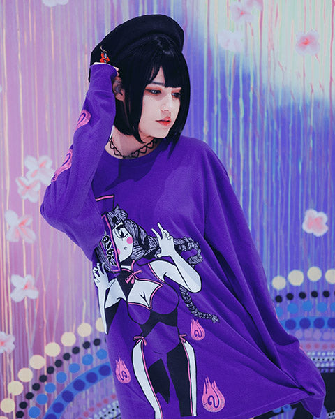 Jiangshi Long Sleeve
