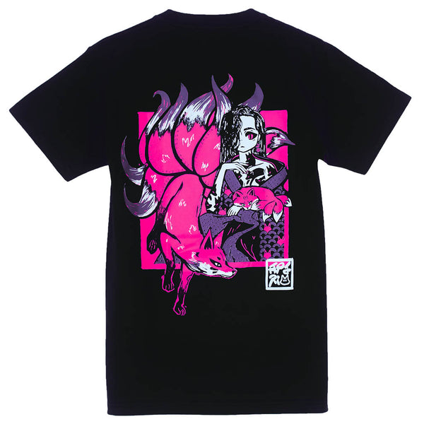 Kumiho T-Shirt Black