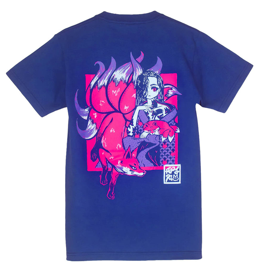 Kumiho T-shirt Blue