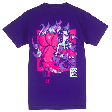 Kumiho T-Shirt Purple