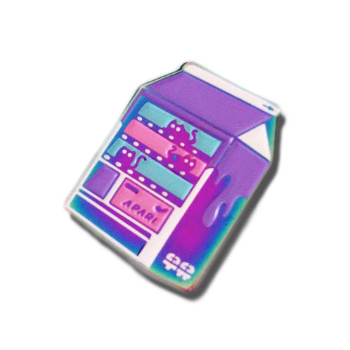 MILK MACHINE Enamel Pin