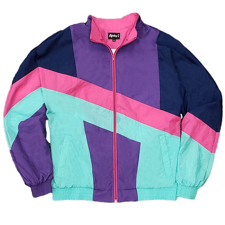 Apari Color Block Windbreaker
