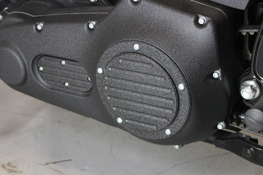 Harley Davidson Derby & Inspection Cover set -