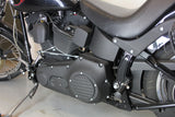 "Harley Davidson Derby & Inspection Cover set - ""Classic Eclipse"""