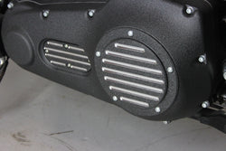 Harley Davidson Derby and Inspection Cover set -