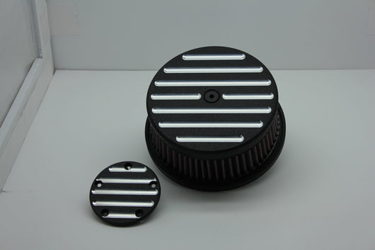 Air Cleaner/Timing Cover set - Classic Contrast series