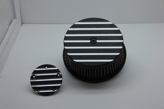 Air Cleaner/Timing Cover set - Modern Contrast series