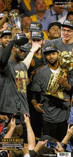 Cavs Special Commemorative Edition