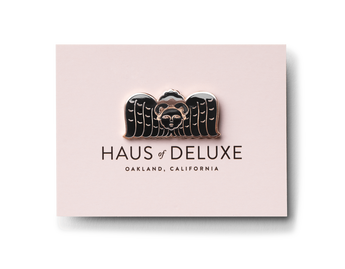 Haus of Deluxe Founder's Lapel Pin*