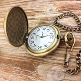 Men's 1 Corinthians 16:13 Pocket Watch