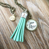 Custom Name/Word Necklace (20mm)