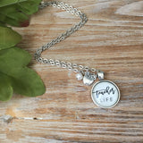 Teacher Life Necklace (20 mm)