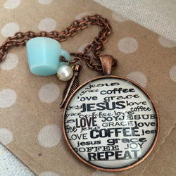 Coffee, Jesus, REPEAT