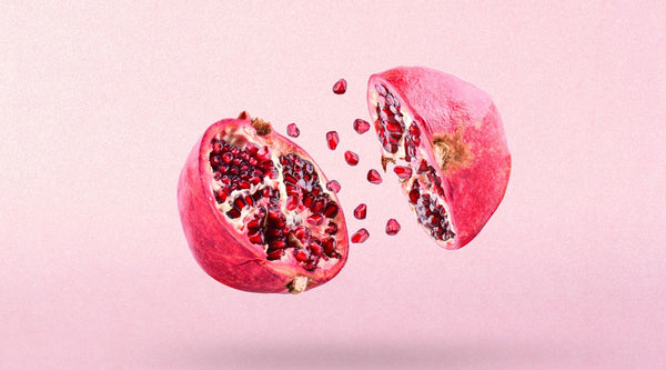 Ingredient Crush: Pomegranate Sterols