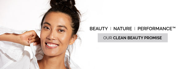 Clean beauty promise