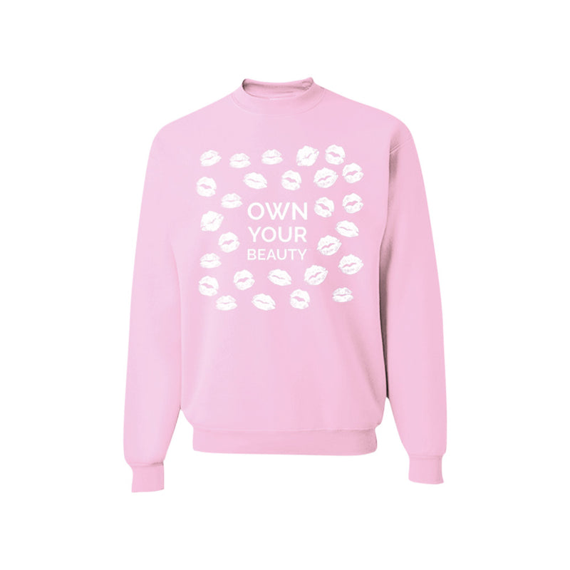 OWN YOUR BEAUTY CREWNECK