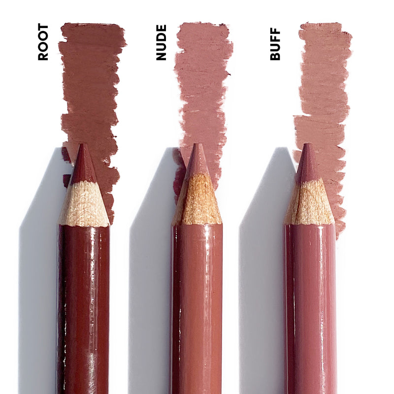 Vegan Lip Liner Trio