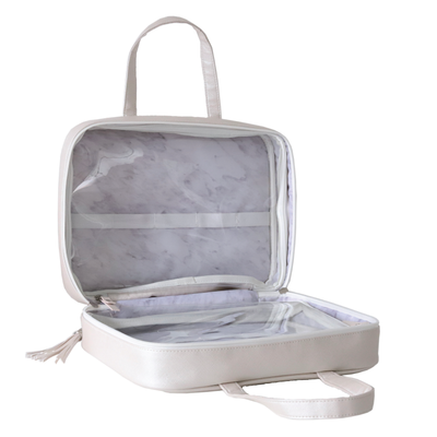 Large Vegan Lux Travel Bag