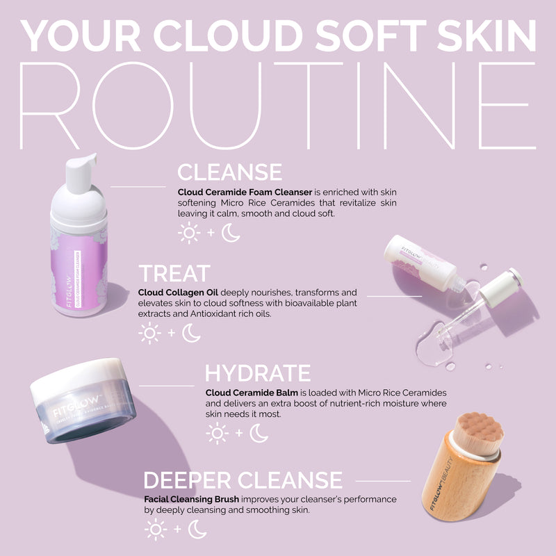 Cloud Ceramide Foam Cleanser