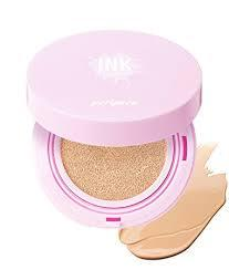 Peripera Inklasting Lavender Cushion 3 Sand  , Make up, Peripera, Bright skin. Cosmetics