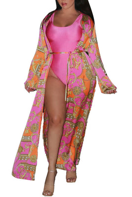 MB Fashion PINK 2 PCs Swimsuits 5017R