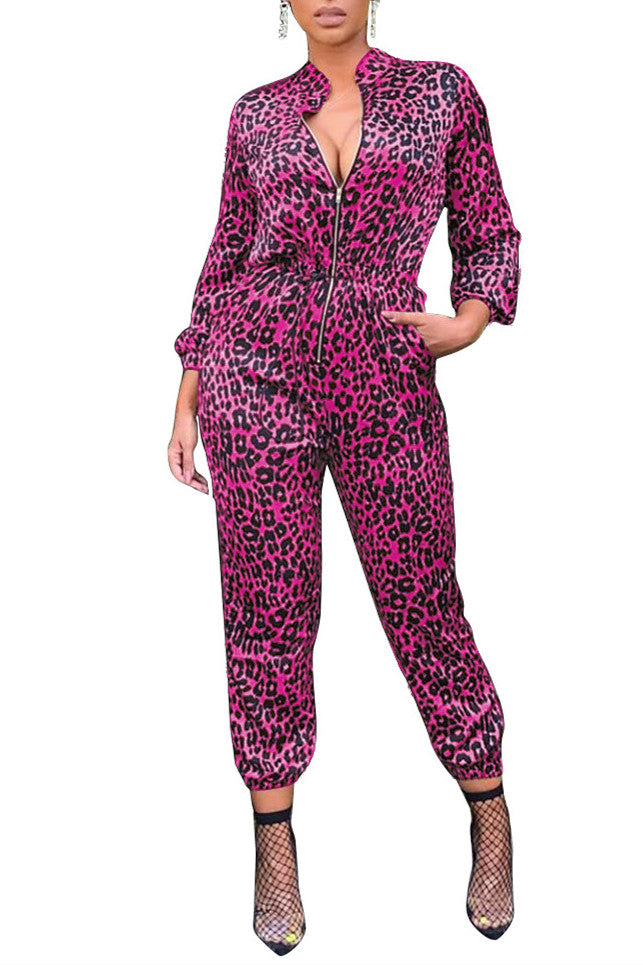 MB Fashion PURPLE Jumpsuit 3833